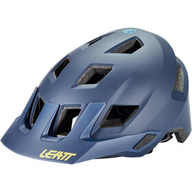 Leatt DBX 1.0 V21.1 MTN Casco, blu
